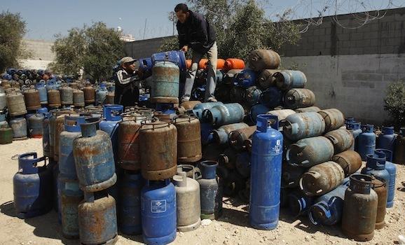 Λωρίδα της Γάζας, 22/3/2012, REUTERS/Ibraheem Abu Mustafa
